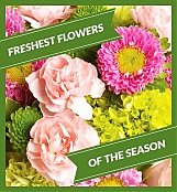 Flower Bouquets: Freshest Flowers of the Season