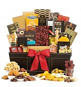 Gourmet Gift Baskets: Fit for Royalty Gourmet Basket