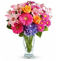 Flower Bouquets: Wondrous Wishes Bouquet