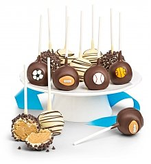 Cakes and Desserts: Father's Day Cake Pops