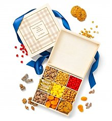 Personalized Keepsake Gifts: Personalized Father's Day Snack Box