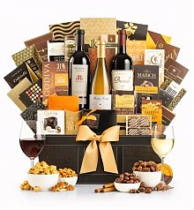 Wine Baskets: The Ritz