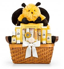 Baby Gift Baskets: Cute as Can Bee